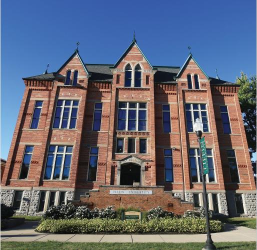 美国蒂芬大学